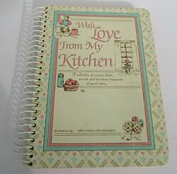 With Love From My Kitchen/country By Nancy Edwards Spiral-bound