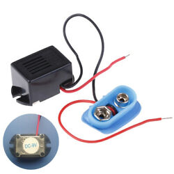 Mechanical Buzzer 9v With Lead Vibrating Buzzer 22x16x14mm With Battery F1