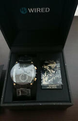 Wired X Metal Gear Rising Revengeance Collaboration Wristwatch