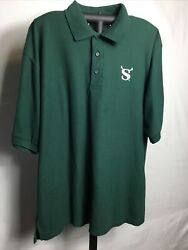 Super Ultra Rare Vintage 2001 Shrek The Movie Polo Size Xl Excellent Condition