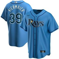 Tampa Bay Rays Kevin Kiermaier 39 Nike Men's Official Mlb Player Jersey