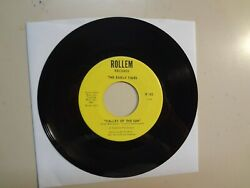 Early Times Valley Of The Sun- Don't Laugh At Me-u.s. 7 Rollem Records R 102