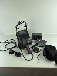 Spectroline Maxima 3500m Ultra High Intensity Uv-a Lamp With Case