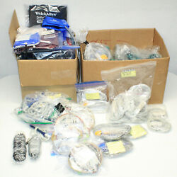 Massive Medical Lot Welch Allyn+criticare+medline+nellcor Oximeters And Bp Cuffs
