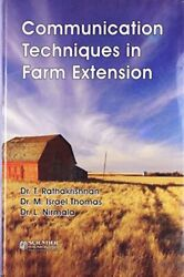 Communication Tecniques In Farm Extension By N. Dr. Nirmala Hardback Book The