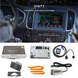 Sync 2 To Sync 3 Upgrade 3.4 Version Kit Apim Module Na 220 Gps For Ford F-150