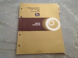 John Deere 6359d And 6359t Oem Engine And Accessories Parts Catalog Pc-3154