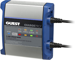 Guest On-board Battery Charger 5a / 12v Bank 120v Input, 2708a