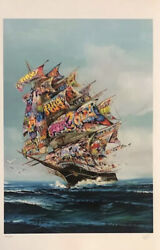 Dave Pollot The Year That Took The Wind Out Of Our Sail Like Whatson Banksy