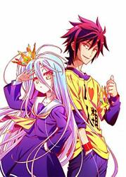Bd No Game No Life Zero Animate Limited Edition Benefits Anime From Japan