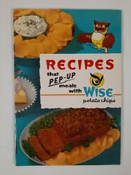 Wise Potato Chips Brands Iconic Recipes Cooking Vintage 1960s