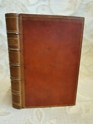 Antique Book Of Selections From The Poetical Works Of Robert Browning - 1919