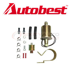 Autobest Externally Mounted Electric Fuel Pump For 1984 Ford L800 6.1l 7.0l Mt