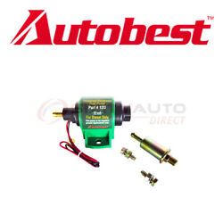 Autobest Externally Mounted Electric Fuel Pump For 1984-1985 Ford Ln800 8.2l Ua