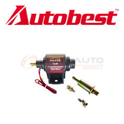 Autobest Externally Mounted Electric Fuel Pump For 1985 Ford C800 6.1l 7.0l Du
