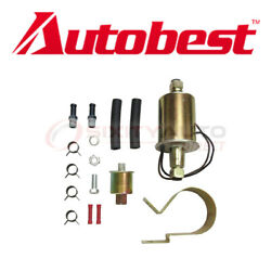 Autobest Externally Mounted Electric Fuel Pump For 1980-1984 Ford F800 6.1l Ey
