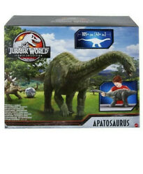 Jurassic World Legacy Collection Apatosaurus Huge Toy Figure Dinosaur In Stock