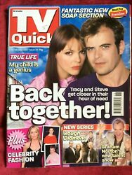 Tv Quick 03-02-2007 Kate Ford Lucy-jo Hudson Glynis Barber Lorraine Pilkington