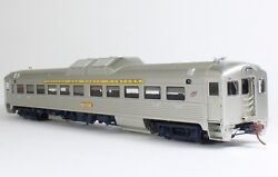 Rapido Ho Rdc-1 With Dcc + Sound Chicago And Northwestern Cnw