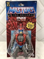 Mattel Masters Of The Universe Origins Stratos- New For 2021