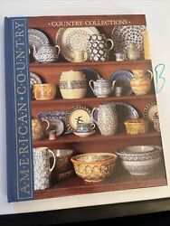 American Country Country Collections - Time-life Books1989 Hardcover Brand New