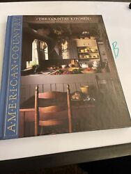 The Country Kitchen American Country By Time-life Books Brand New
