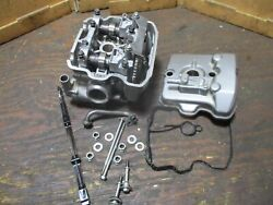 2017 Honda Crf2350l Crf250 Top End Cylinder Head W/ Valve Cover And Camshafts
