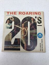 Paul Martin And His Old Timersthe Roaring 20's 12-605 45rpm Double Records. R11