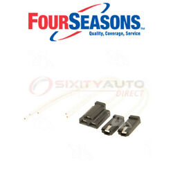 Four Seasons Relay Harness Connector For 1972 Chevrolet C10 Pickup 4.1l L6 - Hh