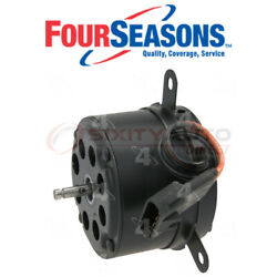 Four Seasons Cooling Fan Motor For 1990-1993 Ford Taurus 3.8l V6 - Engine Zw