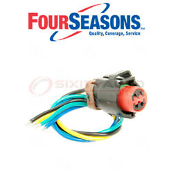 Four Seasons A/c Pressure Transducer Connector For 2009-2010 Ford Explorer Zq