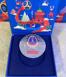 Exclusive Medal Of The Volunteer Fifa World Cup 2018 Football Soccer