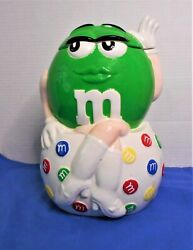 M And M I Melt For No One Character Cookie Jar By Benjamin And Medwin 2001