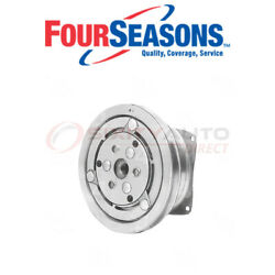 Four Seasons A/c Compressor Clutch Assembly For 1968-1970 Ford Falcon 4.7l Vb