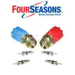 Four Seasons A/c System Seal Kit For 2001-2005 Mercedes-benz C240 2.6l V6 - Ns