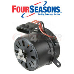 Four Seasons A/c Condenser Fan Motor For 1998-2000 Ford Mustang 4.6l V8 - Xl