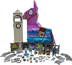 Fortnite Jumbo Loot Pinata For 4 Figures 100 Pieces Ages 8+ Size 25hx15wx4d