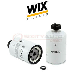 Wix Fuel Water Separator Filter For 1995-1998 Ford F800 Lpo 5.9l L6 - Gas Bu