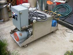 Watlow 9kw Heater System W Heat Exchanger And Pump For Jacketed Tanks Kettles
