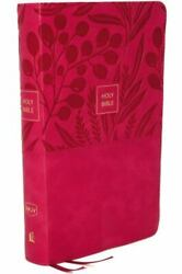 Nkjv Personal-size Large-print Reference Bible, Comfort Print--soft Leather-look