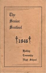 1946 Senior Sentinel - Hubley Township High School Yearbook - Valley View, Pa+