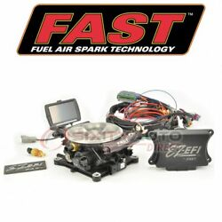 Fast Fuel Injection System For 1958 Studebaker 3e7d - Air Delivery Af