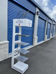 Michelob Ultra Store Display End Cap Over 7 Ft Tall Huge Retail One If A Kind