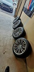 Oem Bmw 345 F10 M5 19ins Wheels For Sale