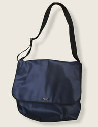 Kate Spade Navy Black Crossbody Diaper bag With Changing Pad amp; Lots Of Pockets $29.97