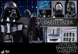 Star Wars Action Figures Hot Toys Episode 5 The Empire Strikes Back Darth Vader