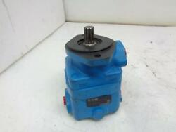 New Eaton Vickers V20f 1d9s 38a4h 22 Lh Power Steering Hydraulic Pump R34