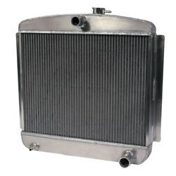 Afco 80139-s-na-y 1949-54 Chevy Aluminum Radiator, Chevy Engine