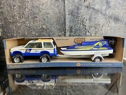 1994 Nylint Toys And039napa Auto Partsand039 4x4 Power Prop Combo No. 6816-n