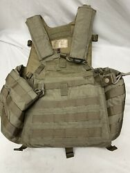Lbt-6094a-rs Sentinel Releasable Plate Carrier Coyote Tan Medium